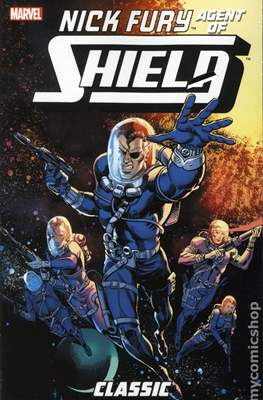 Nick Fury, Agent of SHIELD Classic (Softcover 272-288 pp) #2