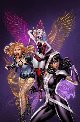 Birds Of Prey (2020- Variant Cover) #