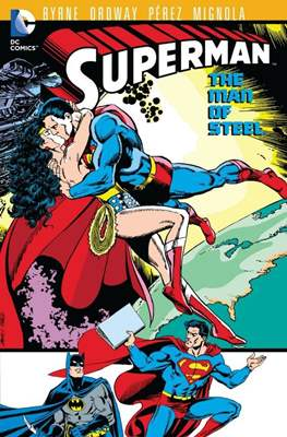 Superman: The Man of Steel (Softcover) #8