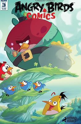 Angry Birds Comics (2016) (Grapa) #3