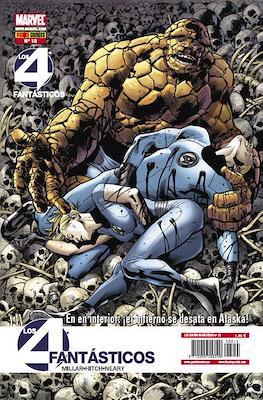 Los 4 Fantásticos / Los Cuatro Fantásticos Vol. 7 (2008-) (Grapa 24-48 pp) #13