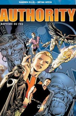 Authority (Cartonné. 96 pp) #1