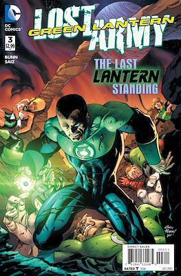 Green Lantern Lost Army (Grapa) #3