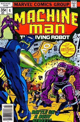 Machine Man Vol. 1 #4