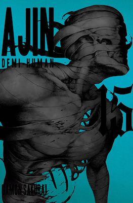 Ajin: Semihumano (Rústica con sobrecubierta) #15