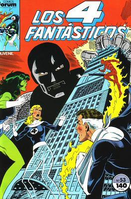 Los 4 Fantásticos Vol. 1 (1983-1994) (Grapa 36-32-24 pp) #53