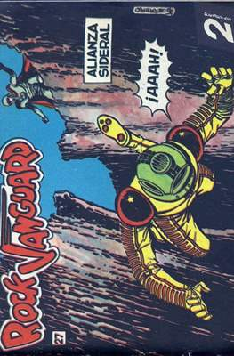 Rock Vanguard (1961) (Grapa) #27