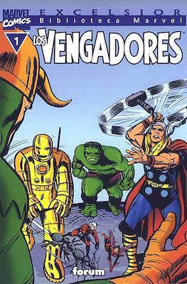 Biblioteca Marvel: Los Vengadores (1999-2001)