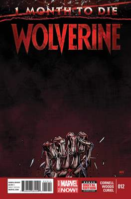 Wolverine (2014) (Comic Book) #12