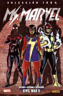 Ms. Marvel. 100% Marvel (2015-) #5