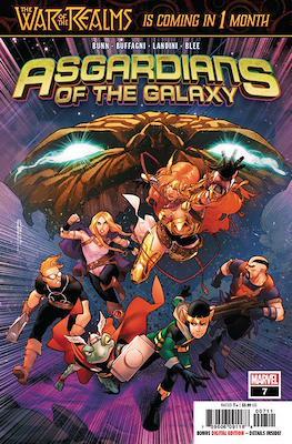 Asgardians of the Galaxy (Comic Book) #7