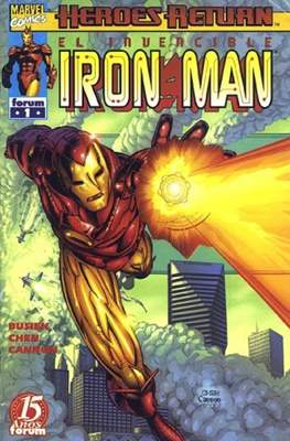 Iron Man Vol. 4 (1998-2000)