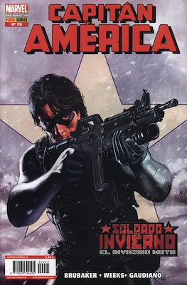 Capitán América Vol. 7 (2005-2011) (Grapa) #25