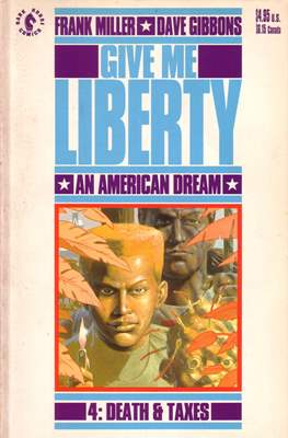 Give Me Liberty (Softcover 48 pp) #4
