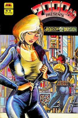 2000 AD presenta #12