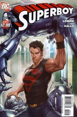 Superboy Vol. 5 (2011) #4.1
