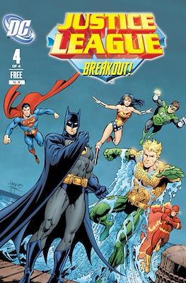 Justice League (2011 - General Mills) #4