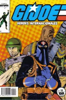 Comando G.I.Joe (Grapa 32 pp) #15