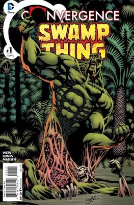 Convergence Swamp Thing (Comic-book) #1