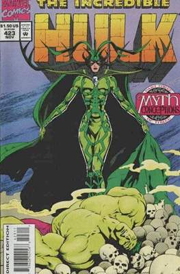 The Incredible Hulk Vol.1 (Saddle-stitched. 1962-1999) #423