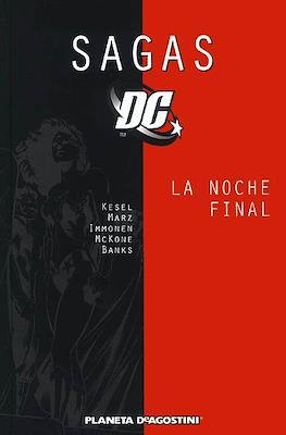 Colección Sagas DC (Cartoné 156-256 pp) #8