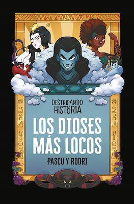 Los dioses más locos (Cartoné 160 pp) #