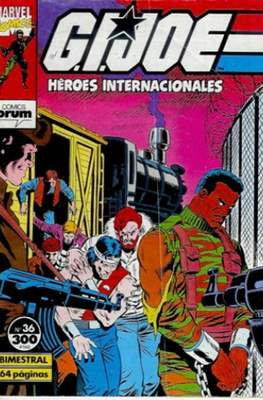 Comando G.I.Joe (Grapa 32 pp) #36