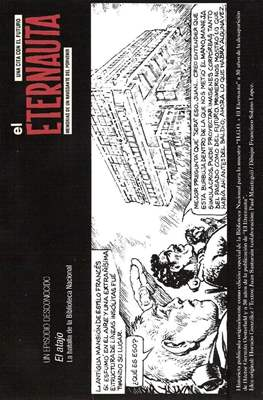 El Eternauta : El Atajo : La Batalla de la Biblioteca Nacional
