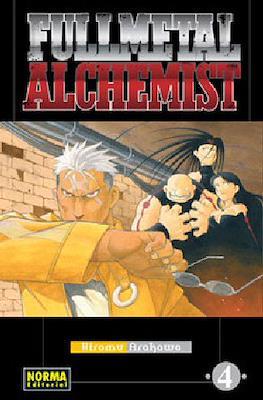 Fullmetal Alchemist (Rústica con sobrecubierta) #4