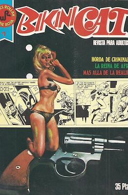 Bikini Cat (1977) (Grapa) #1