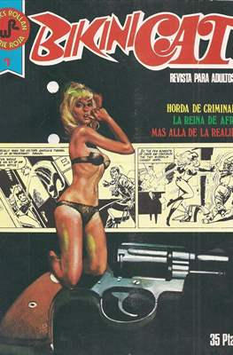Bikini Cat (1977)