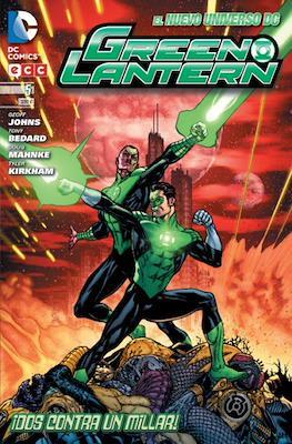 Green Lantern. Nuevo Universo DC / Hal Jordan y los Green Lantern Corps. Renacimiento (Grapa) #5