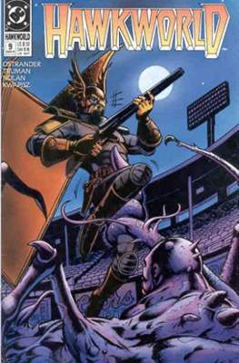 Hawkworld (Comic Book) #9