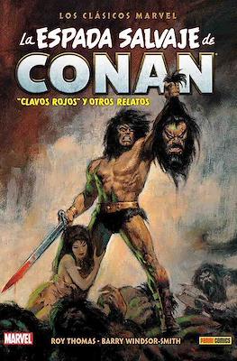 La Espada Salvaje de Conan: Los Clásicos de Marvel