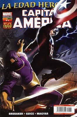 Capitán América Vol. 8 (2011-) (Grapa) #5