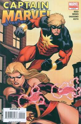 Captain Marvel Vol. 6 (2008) (Comic Book) #2