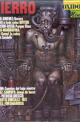 Fierro (Grapa (1984-1992) Primera época) #39