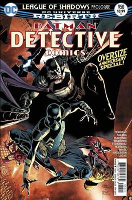 Detective Comics Vol. 1 (1937-2011; 2016-) (Comic Book) #950