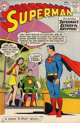 Superman Vol. 1 / Adventures of Superman Vol. 1 (1939-2011) (Comic Book) #141