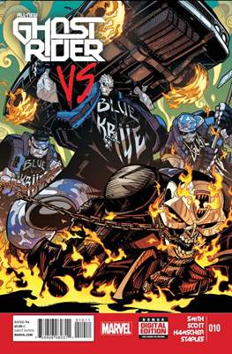 All New Ghost Rider (2014-) (Comic book) #10