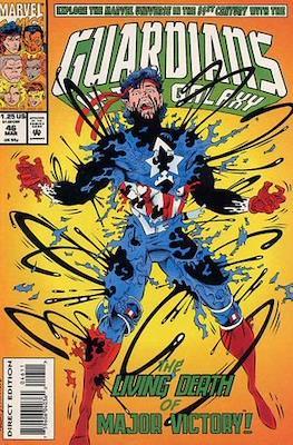 Guardians of the Galaxy Vol 1 (Comic Book) #46
