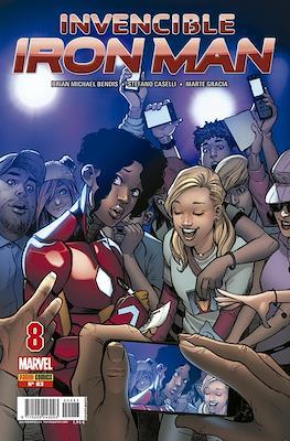 El Invencible Iron Man Vol. 2 (2011-) (Grapa - Rústica) #83