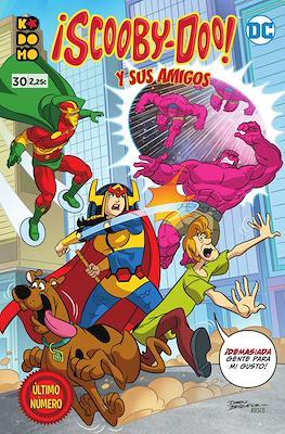 ¡Scooby-Doo! y sus amigos #30