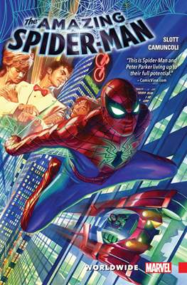 The Amazing Spider-Man Vol. 4 (2015) #1