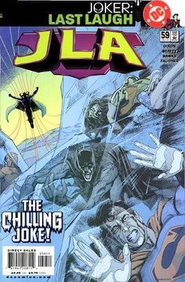 JLA Vol. 1 (1997-2006) (Comic-Book) #59