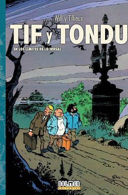 Tif y Tondu (Cartoné 160 pp) #3