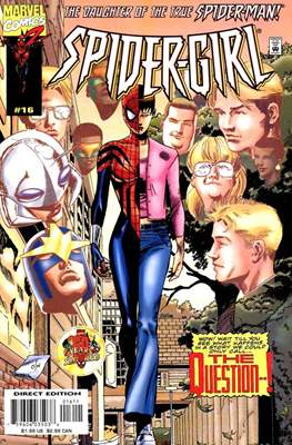 Spider-Girl vol. 1 (1998-2006) (Comic-Book) #16
