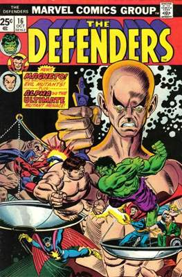 The Defenders vol.1 (1972-1986) #16