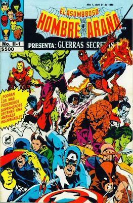 El Asombroso Hombre Araña presenta (Grapa) #1