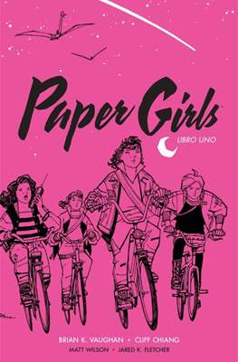 Paper Girls (Cartoné 456 pp) #1